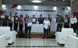 Dana APD Untuk Pilkada 2020 Dirincikan Oleh Pihak KPU