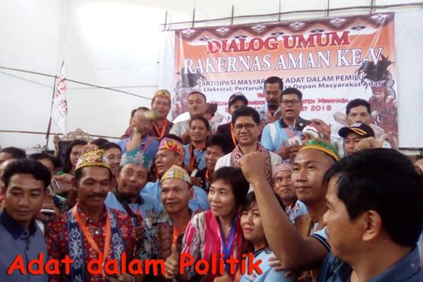 Mengerti Adat dalam Politik Indonesia