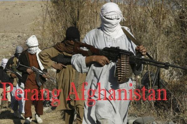 Sejarah Perang Konflik Afghanistan Dan Taliban